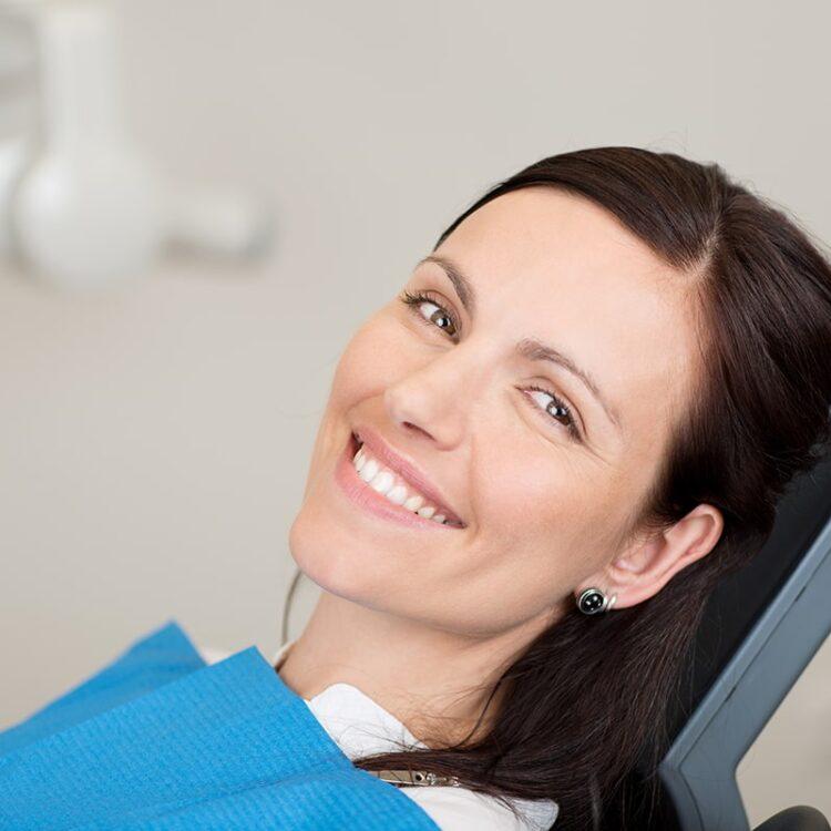 chirurgia orale paziente