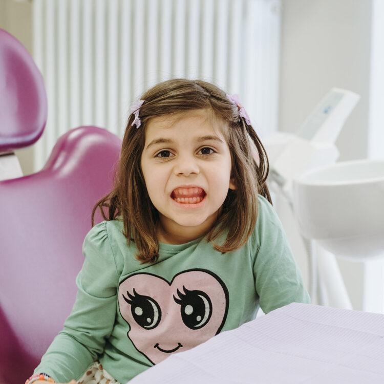 elastodonzia bambina centro dentale sassolese