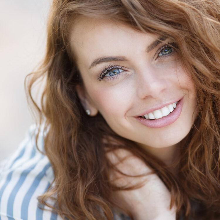 odontoiatria conservativa ragazza